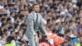 """Luis Enrique: """"Ganar en el 92 caracteriza más al Real Madrid, pero a nosotros también nos gusta"""""""