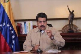 """Maduro subraya que """"la sensatez política tiene que imponerse"""" y tiende la mano """"a quienes quieran dialogar"""""""