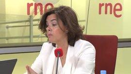 """Santamaría espera que el """"resultado final"""" de las francesas permita trabajar por una Europa """"más fuerte y más unida"""""""