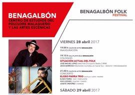 Luar Na Lubre cerrará el Benagalbón Folk Festival con un concierto gratuito en el centro provincial MVA
