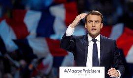 Macron: impulso y alivio en las bolsas que contrarresta con los datos macro