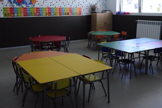 Escuela, aula, clase, colegio