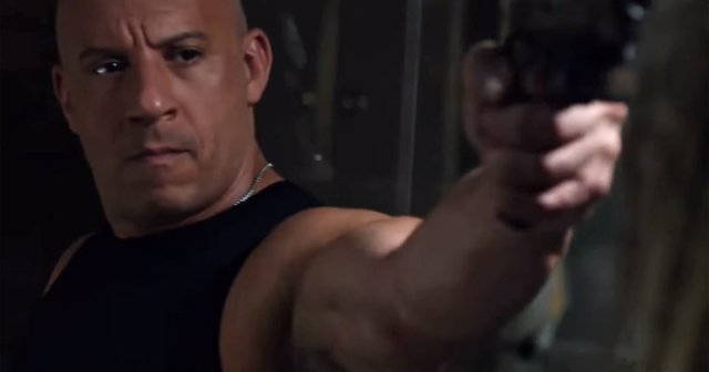 Vin Diesel en Fast and Furious 8