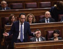 El PSOE espera que el Congreso ponga fecha esta semana a la comisión del rescate bancaria