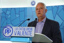 """El PP cree que las firmas del referéndum politizan Sant Jordi y no tienen """"ninguna utilidad"""""""