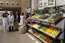 Fundación Hospital Calahorra promueve estilos de vida saludables en las Jornadas de la Verdura