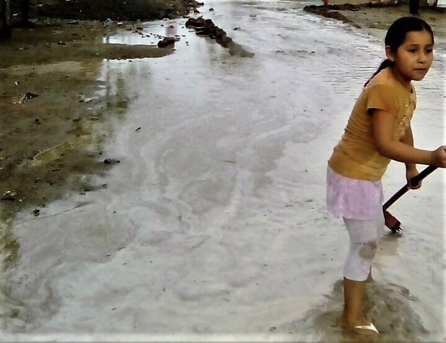 Foto de las inundaciones deiii Perú