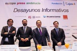"""La Junta afirma que """"el desinterés"""" del Gobierno con el AVE a Granada lastra su desarrollo turístico y económico"""