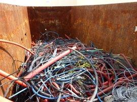 Endesa recicla el 81% de sus residuos en la Catalunya central