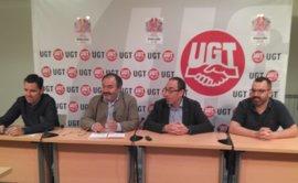 """CCOO y UGT harán """"un frente común"""" en las movilizaciones por la precariedad y la siniestralidad laboral"""