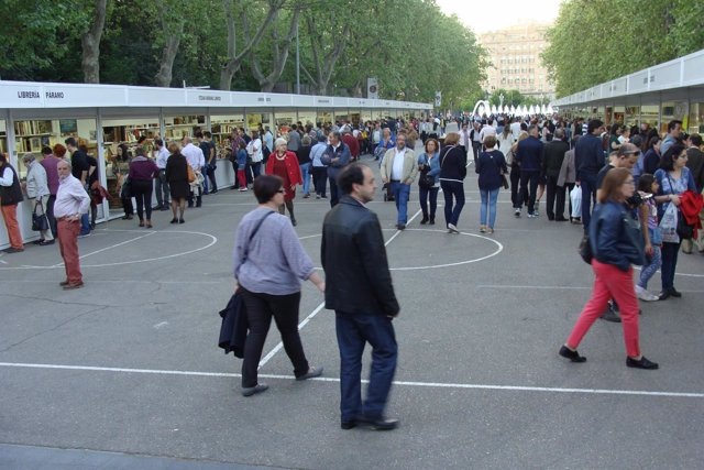 Valladolid. Feria del Libro Antiguo y de Ocasión 2017