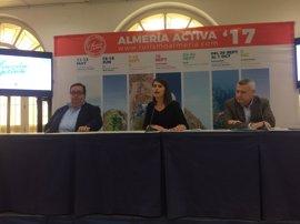El Programa 'Almería Activa' arranca con el decimoquinto Congreso Agesport de Deporte y Turismo