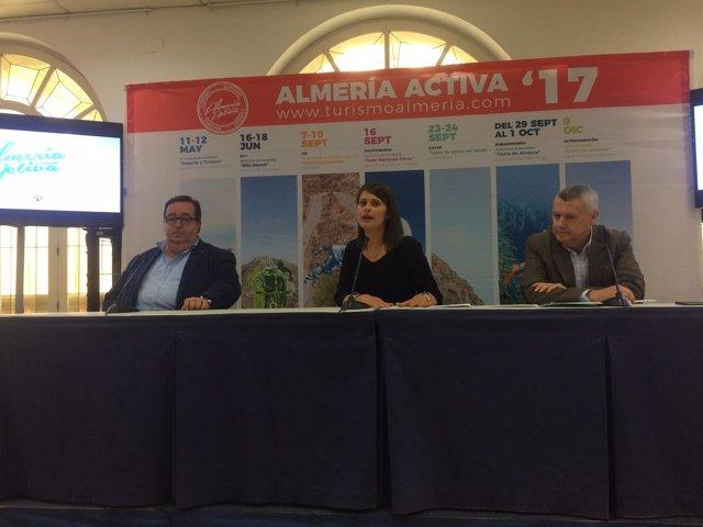 La Diputación Provincial apuesta por el binomio turrismo-deporte.