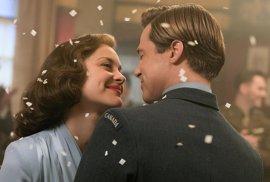 Aliados: Brad Pitt y Marion Cotillard protagonizan un filme con aroma a  clásico de Hollywood