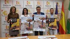 Iznájar (Córdoba) adornará sus calles con más de 2.000 gitanillas durante su Festival de Balcones y Rincones