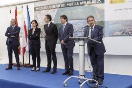 De la Serna destaca el cumplimiento del Estado con Cantabria y Revilla le replica que solo Fomento cumple