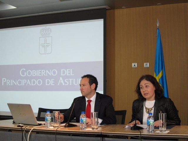 Presentación memoria de justicia del menor 2015-2016