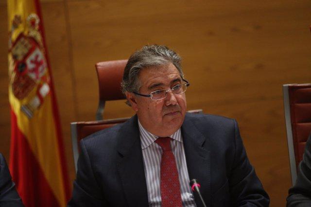 Comparece en el Senado el ministro de Interior, Juan Ignacio Zoido