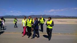 La Generalitat apuesta por conectar el aeropuerto de Castellón con Madrid o Barcelona