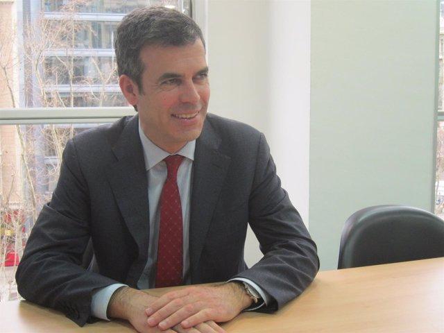 El director general de Áltima, Josep Ventura