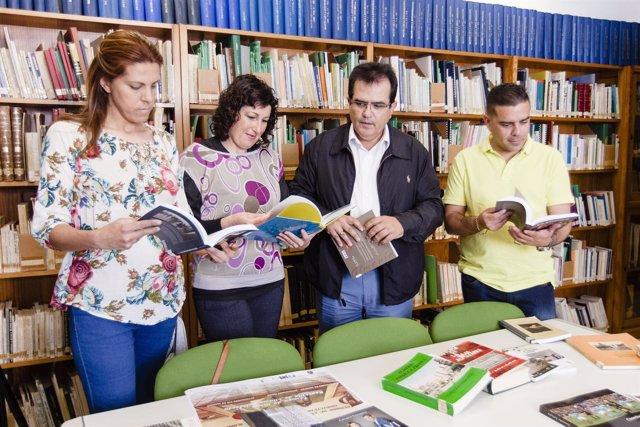 El libro, protagonista de la Semana de la Cultura y la Solidaridad de Alboloduy.