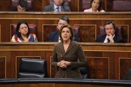El PSOE pedirá explicaciones a Cospedal por el entierro de Sanjurjo