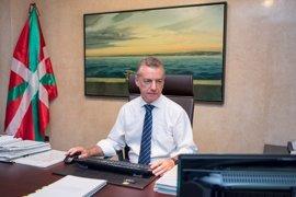 """Urkullu espera cerrar """"en las próximas horas"""" un acuerdo con el Gobierno central sobre el Cupo"""