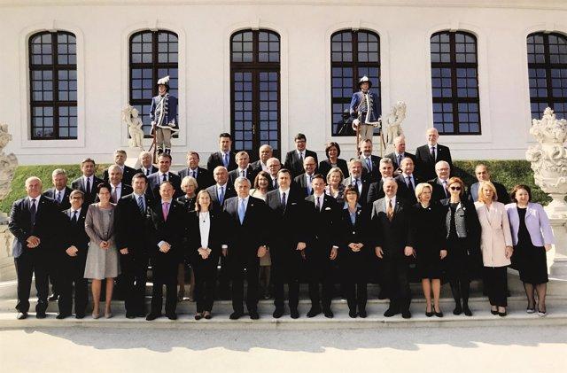 Conferencia de Presidentes de Parlamentos de la Unión Europea
