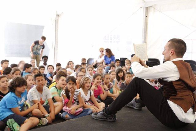 Feria del Libro de Mairena de Aljarafe