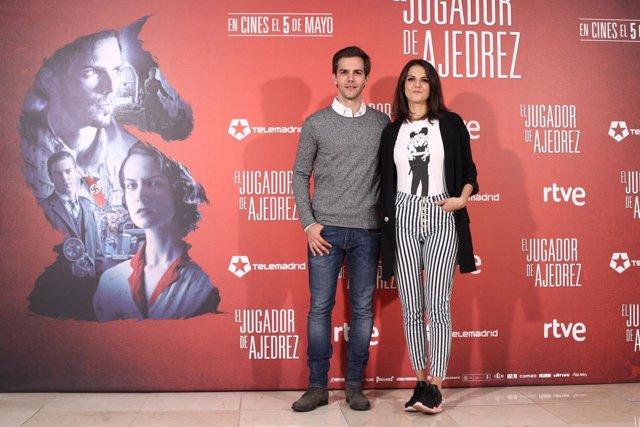 Presentación de la película El juego de ajedrez con Marc Clotet