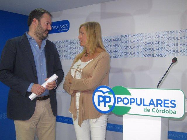 Adolfo Molina y Rosario Alarcón