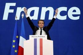Los franceses en el extranjero votan masivamente por Macron y relegan a Le Pen a la quinta plaza
