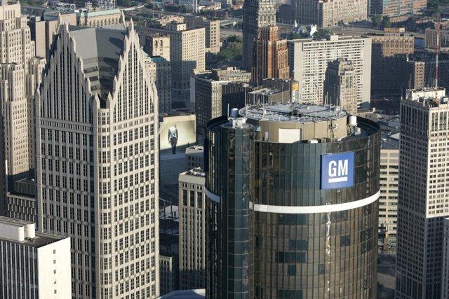 Sede De General Motors En Detroit