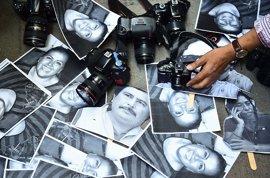 """La CNDH pide medidas al Gobierno de México para acabar con la """"impunidad"""" en los asesinatos de periodistas"""