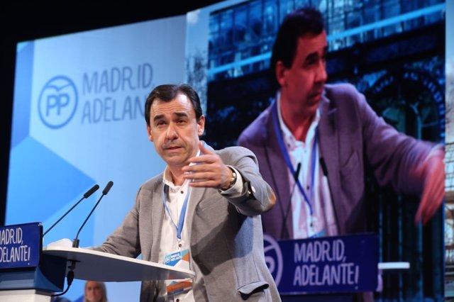 El coordinador general del PP, Fernando Martínez-Maillo