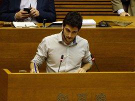 """Estañ (Podem) exige a Zaplana explicaciones de """"un proyecto valenciano basado en el saqueo"""""""