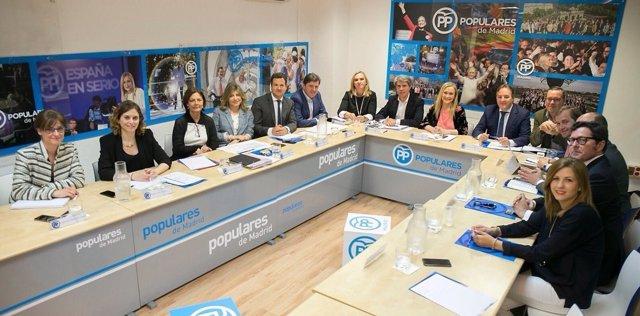Comité de Dirección PP de Madrid
