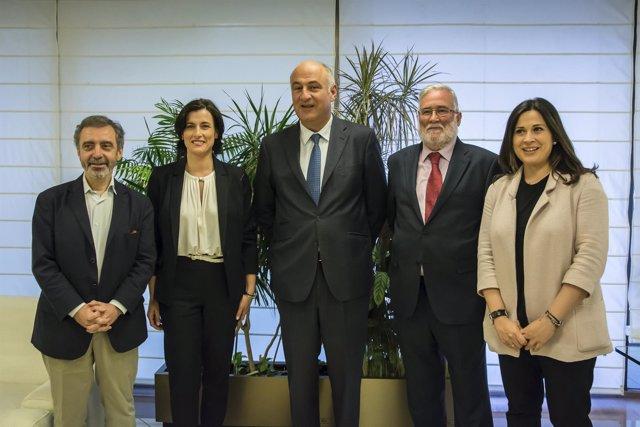 Reunión Madrid Cultura