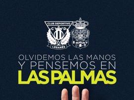 """El Leganés pide olvidar """"las manos"""" y centrarse en """"Las Palmas"""""""