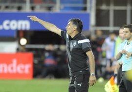 """Mendilibar: """"Hemos trabajado para merecer otro resultado"""""""