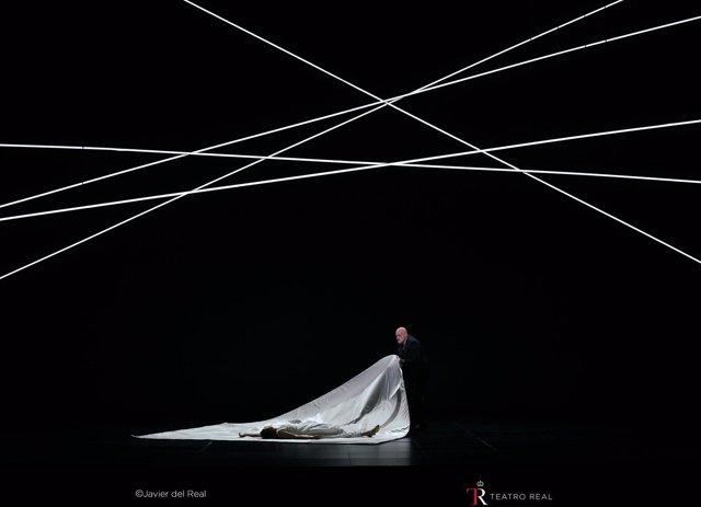 Estreno de Bomarzo en el Teatro Real