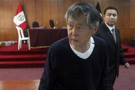 """El primer ministro de Perú matiza que lo que estudia el presidente no es un """"indulto"""" a Alberto Fujimori"""