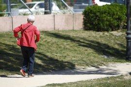 La pensión media de jubilación se sitúa en abril en 1.125 euros