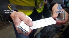 Dieciocho detenidos por 50.000 recetas falsas para comprar medicamentos que vendían en Marruecos