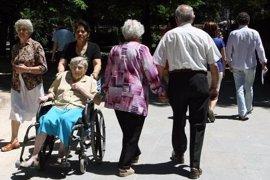La pensión media de C-LM se sitúa en abril en 846 euros