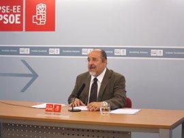 """PSE dice que no tiene """"ninguna duda"""" de que la política penitenciaria forma parte de las conversaciones de PNV y PP"""