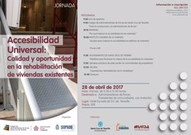 Sinpromi y Colegio de Administradores de Fincas organizan un foro sobre accesibilidad en las viviendas