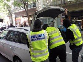 Los Mossos detienen en Cornellà a un hombre de 35 años en la operación antiyihadista