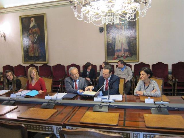 Oviedo se suma al  Pacto Social contra la Violencia sobre las Mujeres