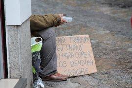 La población en riesgo de pobreza en Cantabria aumenta en 2016
